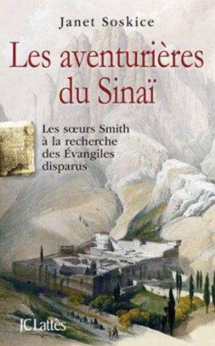 Les aventurières du Sinaï (Les aventures de la c...