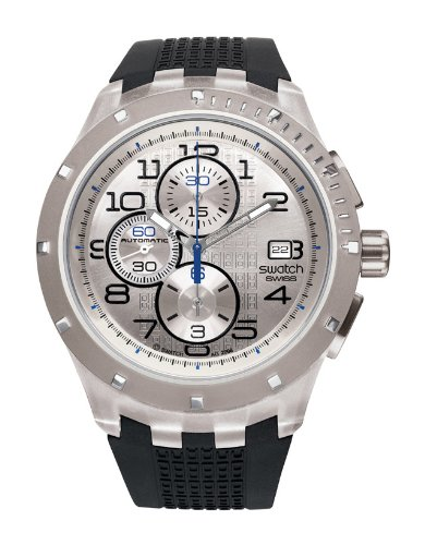 SWATCH CHRONO AUTOMATIC COLLECTION Simply Pure SVGK402 (Swatch Uhren Automatic Herren)
