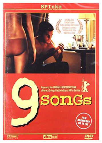 9 Songs [DVD] [Region 2] (IMPORT) (No hay versión española)