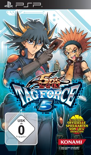 Yu-Gi-Oh! - 5D's Tag Force 5