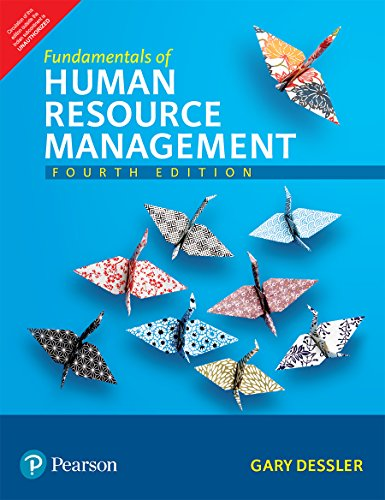 Fundamentals of Human Resource Management by Pearson