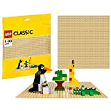 #8: Lego Sand Baseplate, Multi Color