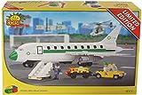 Bauset COBI Flugzeug 350 Bausteine 2 Figuren Bausets Bauklöt