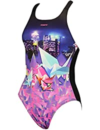 Maru Women Metro Pacer Vault Back Swimsuit