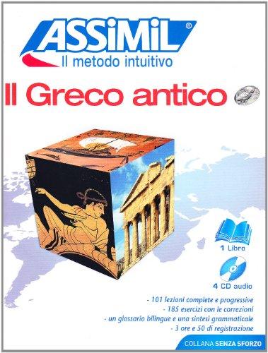 Pack CD Il Greco Antico