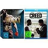 Blu-ray Set * Rocky - The Complete Saga + Creed - Rocky's Legacy