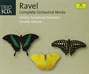 Ravel : Intégrale de l'œuvre pour orchestre