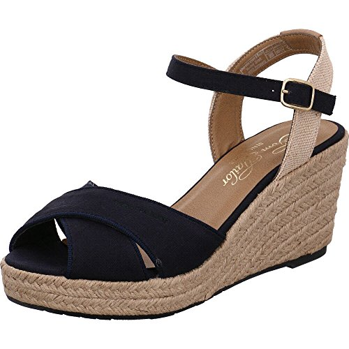 TOM TAILOR 4890101 Damen Sandalette (Toms Elegant)