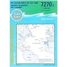 Carte marine : De Casablanca au Cap Jubi