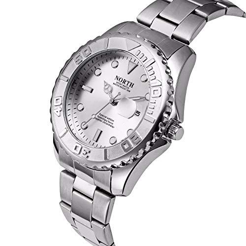 HWCOO Armbanduhren Männer Paare Sport Frauen Marken Schweizer High-End-Kreative Kinder Koreanische elektronische Uhren (Color : 1)