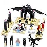 Mineworld Drachen Portal, Konstruktionsspielzeug, 678 Bausteine
