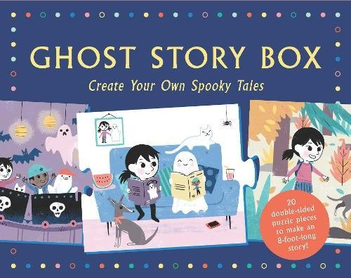 Ghost story box : create your own spooky tales par Ella Bailey