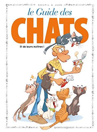 Les Guides en BD - Tome 40: Les Chats par Jacky Goupil