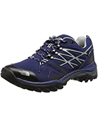 Mens Hedgehog Fastpack GTX (EU) Low Rise Hiking Boots, TNF Black/High Rise Grey, 7.5 The North Face