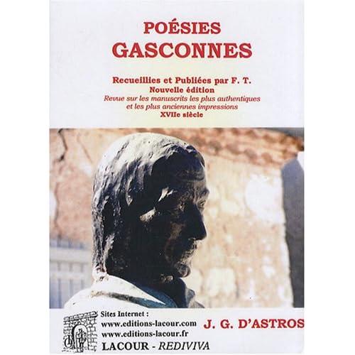 Poésies gasconnes : Tome 1, XVIIe siècle