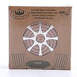 2 x 10 Wirksame Citronella Mücken Rauchspiralen + Halter