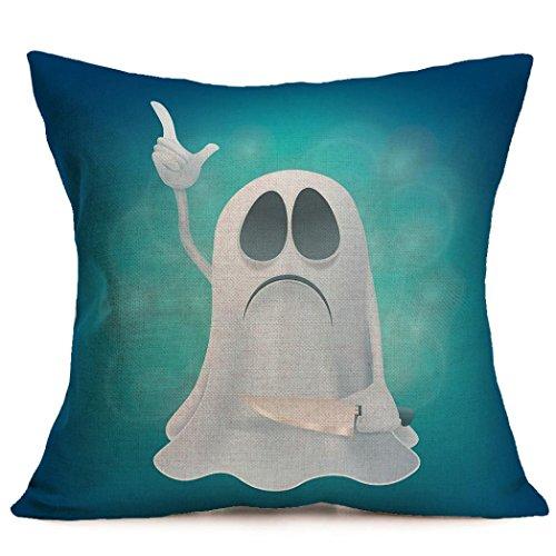 Mode Leinen Halloween Kissenbezüge, LSAltd Sofa Kissenbezug Home Decor - Kinder D....ich.y Halloween Für Kostüme