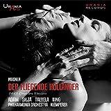 Wagner : Le Vaisseau fantôme. Adam, Talvela, Macdonand, King, Silja, Burmeister, Klemperer.
