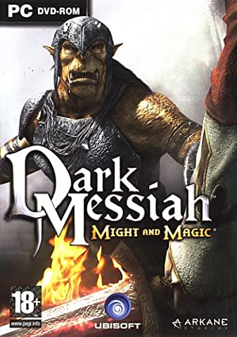 Dark Messiah Pc Dvd - Dark Messiah of Might and