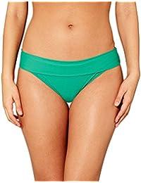 fd25d07137 Debenhams Beach Collection Womens Green Bikini Bottoms 10