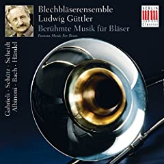 Concerto for Two High Trumpets, Solo Horn, Solo Trombone and Two Brass Choruses in C Major: II. Allegro