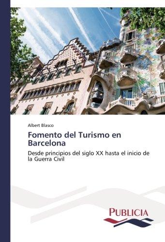 Fomento del Turismo en Barcelona