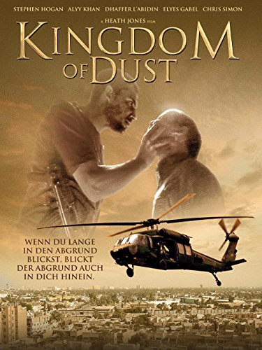 Kingdom of Dust Cover