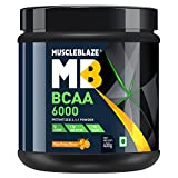 MuscleBlaze BCAA 6000 Amino Acid Powder