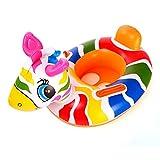 Cartoon-Tiere schwimmen Ring , Chickwin Baby Aufblasbare Schwimmbad Float Swim Ring Kleinkind Sicherheit Aufblasbare Sitzring Sitz Schwimmen Ring (Zebra)