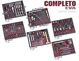 Kraftwerk 4917 Completo EVA 309-teilig Werkzeugsatz/6 Sch.