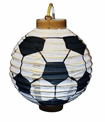 HAAC LED Lampion Fußball EM 2016 Größe 20 cm