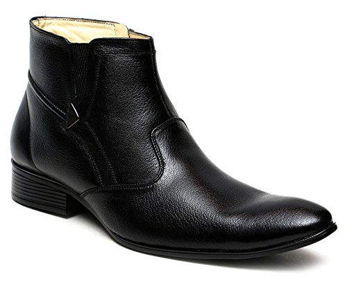 C-Comfort-Mens-Leather-Chealsea-Boots
