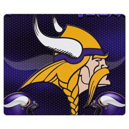 30x 25cm 12x 10inch alfombrillas de ratón paño de goma de calidad de imagen nítida suave NFL Logo de fútbol