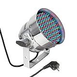 Cameo Light CLP56RGB05PS 151 x 5mm LED RGB PAR Scheinwerfer in poliertem Gehäuse