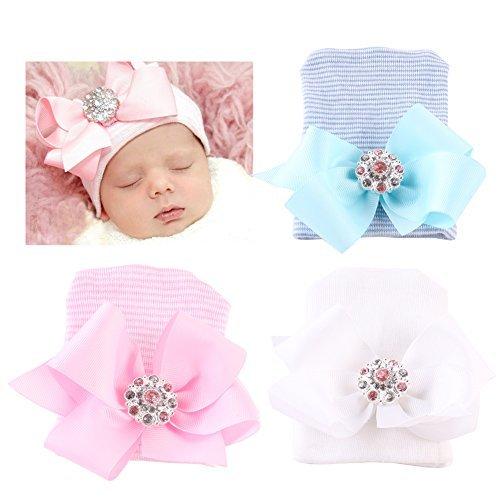 DRESHOW Newborn Hospital Hat Sombrero bebé bebé
