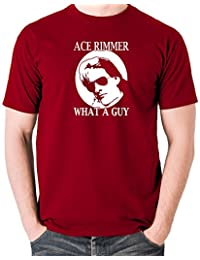 Red Dwarf - Ace Rimmer, What a Guy T Shirt