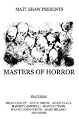 Masters of Horror: A Horror Anthology Paperback