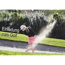 Einladung zum Golf (Wandkalender 2013 DIN A4 quer): Eingelocht (Monatskalender, 14 Seiten)