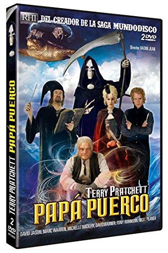 Terry Pratchett: Papá Puerco (Hogfather) - 2006