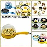 Best Cook Steamers - egg steamer Egg boiler multifunctional mini electric egg Review