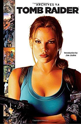 Preisvergleich Produktbild Tomb Raider Archives Volume 4