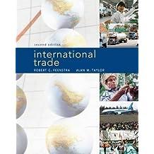 International Trade by Robert C. Feenstra (2011-02-01)
