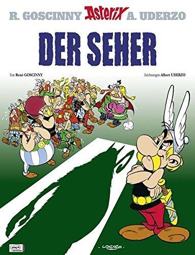 Asterix in German: Asterix Der Seher by Ren?? Goscinny (2013-05-02)