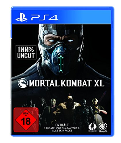 Mortal Kombat XL [Importación Alemana]