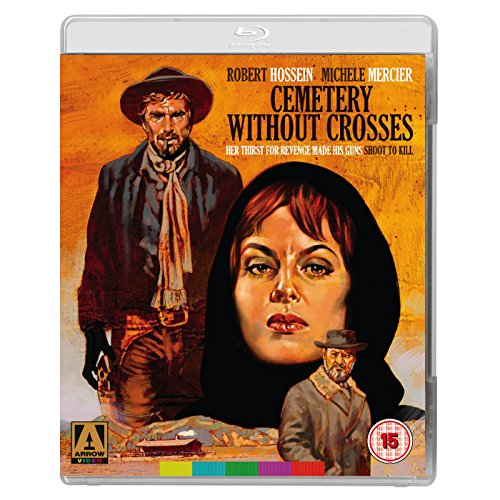 Bild von Cemetery Without Crosses [Dual Format Blu-ray + DVD] [UK Import]