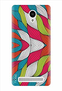 Noise Layers Printed Cover for Vivo Y28
