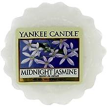 Yankee Candle - Jasmine Perfume Popurrí Medianoche en tartaleta