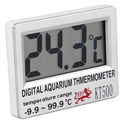 Digital LCD Aquarium Fish Tank Vivarium Meter Thermometer 1