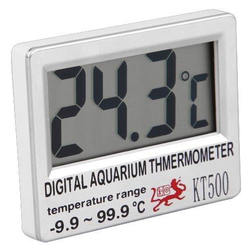 Digital Anzeige Fische Aquarium Thermometer -9.9 bis +99.9°C Neu (Fish Tank-anzeige)