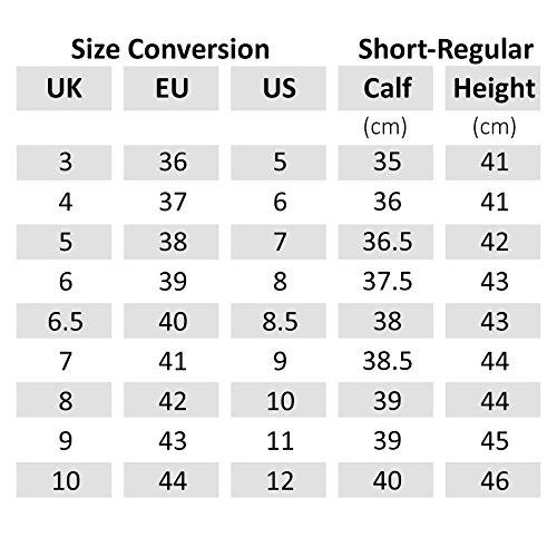 HKM Herren Reitstiefel Italy Soft Leder Kurz/Standardweite braun